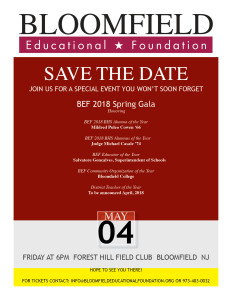 2018 Gala Announcement