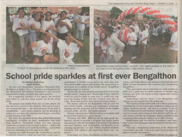 Bengalthon - Independent Press
